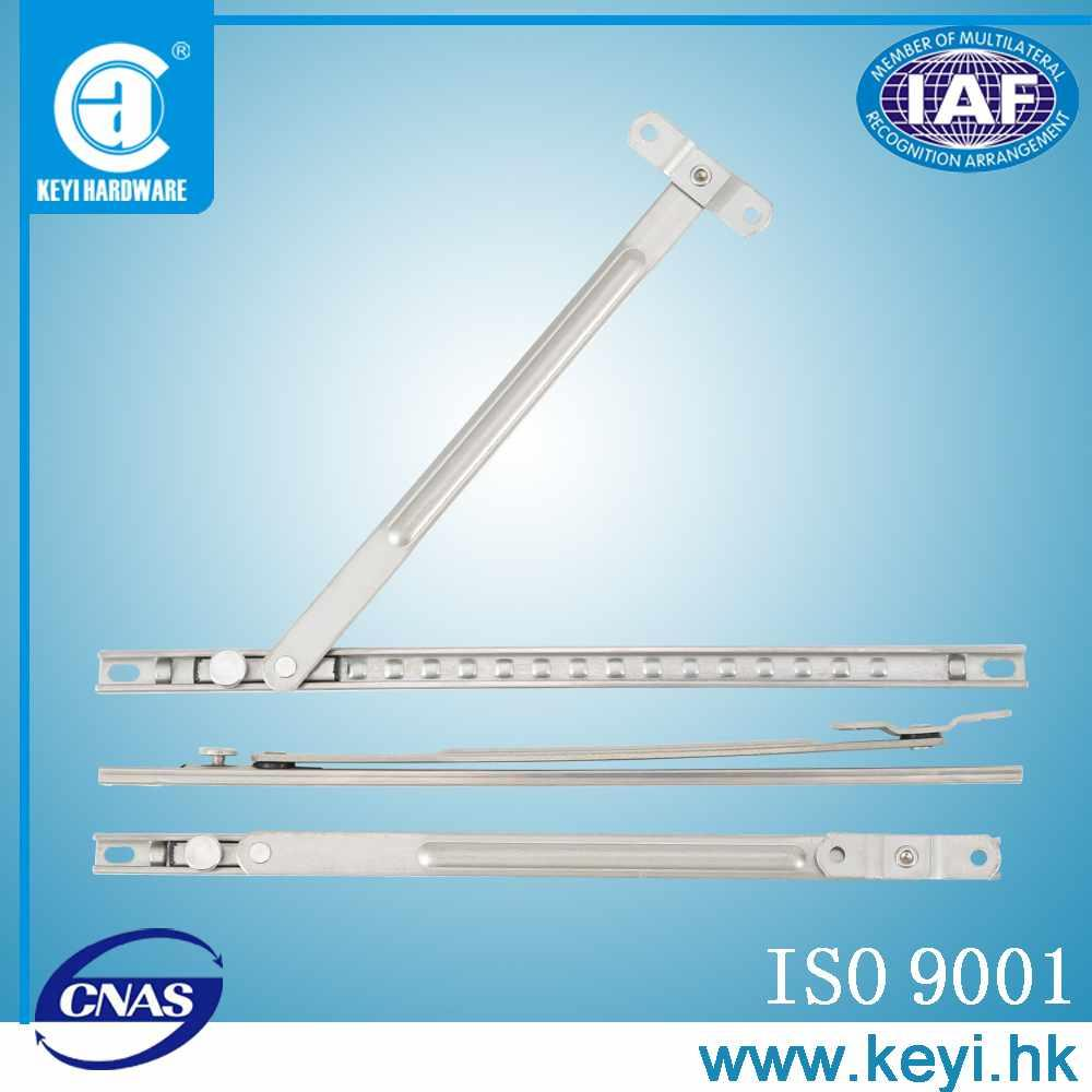 Best Square Groove Stainless Steel Casement Window