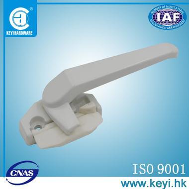Factory direct sell aluminium window pull handle lock, CW-470