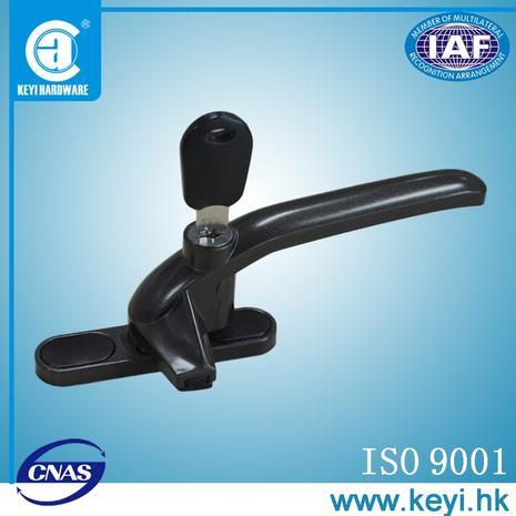 Factory wholesale zinc alloy removable window lock handle, CW-720